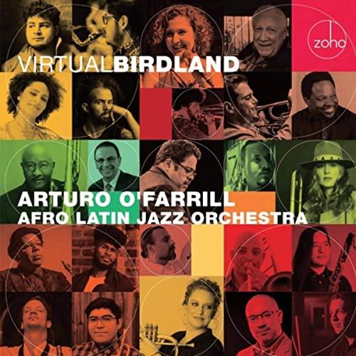 Swinging highly spirited jazz Afro Latin Jazz Orchestra
