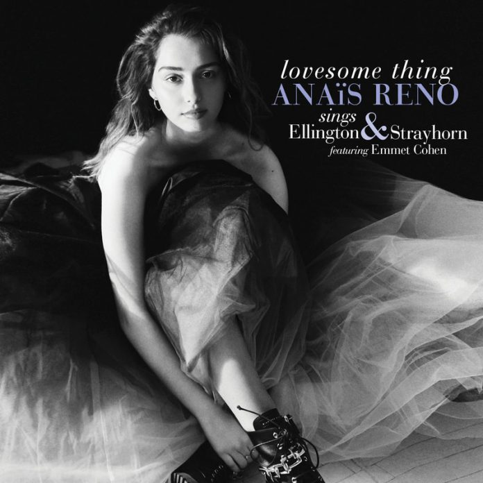 Invigorating young jazz singer Anais Reno