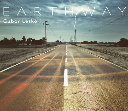 Dynamically attractive guitar jazz fusion Gabor Lesko