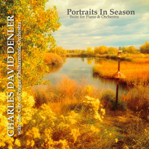Majestic celebrations of contentment Charles Denler