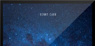 Volcanic funky fusion guitar jazz Kenny Carr