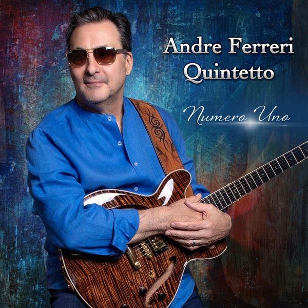 Exciting expansive freewheeling jazz Andre Ferreri Quintetto