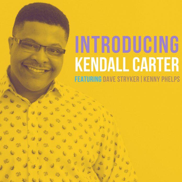 Exquisite jazz organ magic Kendall Carter