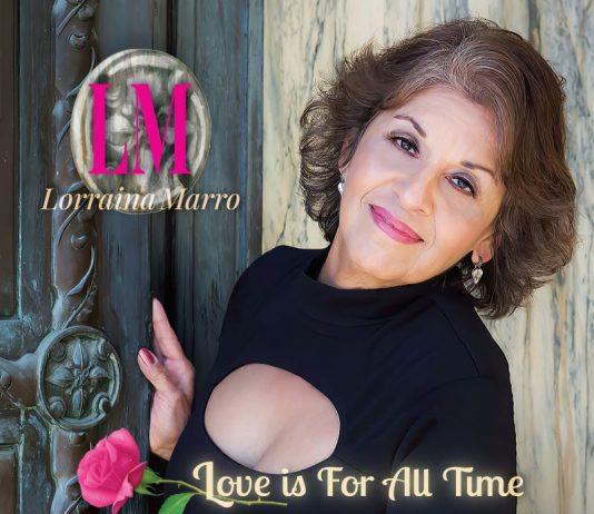 Lovely lush Latin jazz vocals Lorraina Marro
