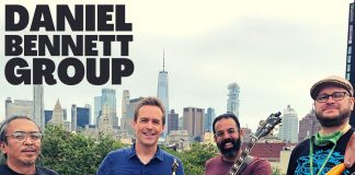 Absolutely unpredictable jazz energy Daniel Bennett Group