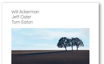 Amazing acoustic chill trio Will Ackerman, Jeff Oster, Tom Eaton