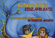Fantastically fun children's album BONGO BOY'S KIDZ AND KATZ