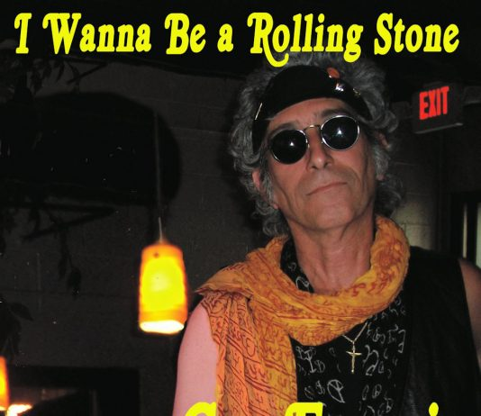 Scorching Stones tribute Gar Francis