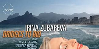Highly skilled Latin vocal jazz Irina Zubareva