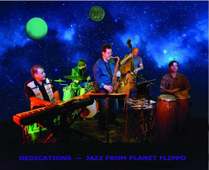 Skillful smoking jazz wonders Jazz From Planet Flippo