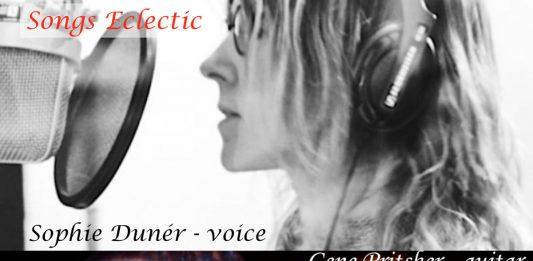 Delightfully diverse spoken-word jazz Sophie Dunér and Gene Pritsker