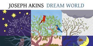 Intimate daring piano dreams Joseph Akins