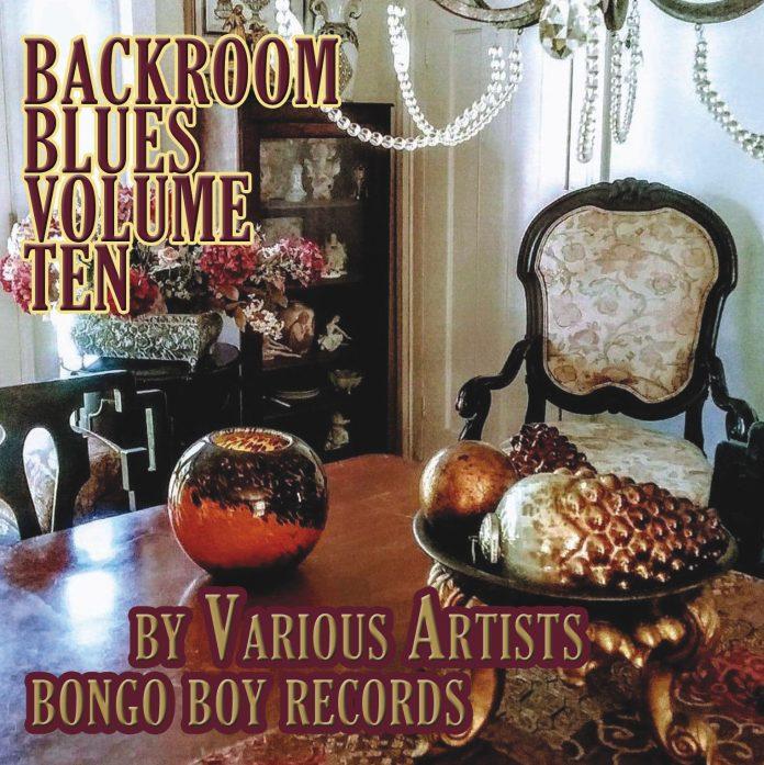 Down home blues blast Bongo Boy Records