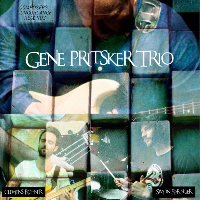 Intensely joyful soaring guitar works Gene Pritsker Trio