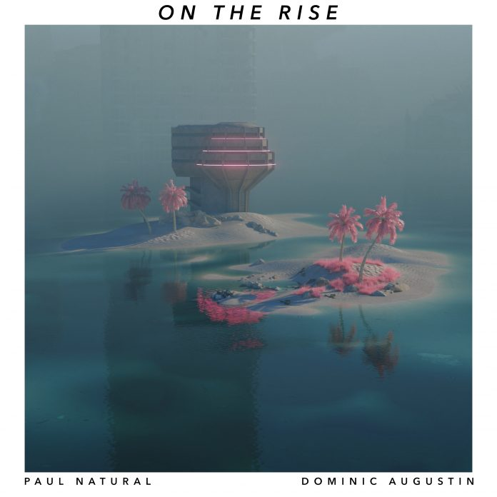 Exciting electronic rap Dominic Augustin