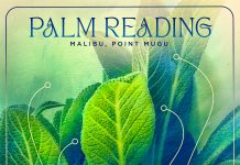 Awesome ambient locations Palm Reading
