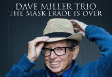 High quality straight ahead jazz Dave Miller Trio