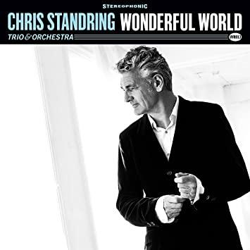 Unleashed urban jazz Chris Standring