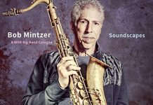 Warm beautiful sonic magic Bob Mintzer and WDR Big Band Cologne