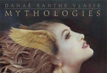 Ancient fantasies brought to life Danaë Xanthe Vlasse