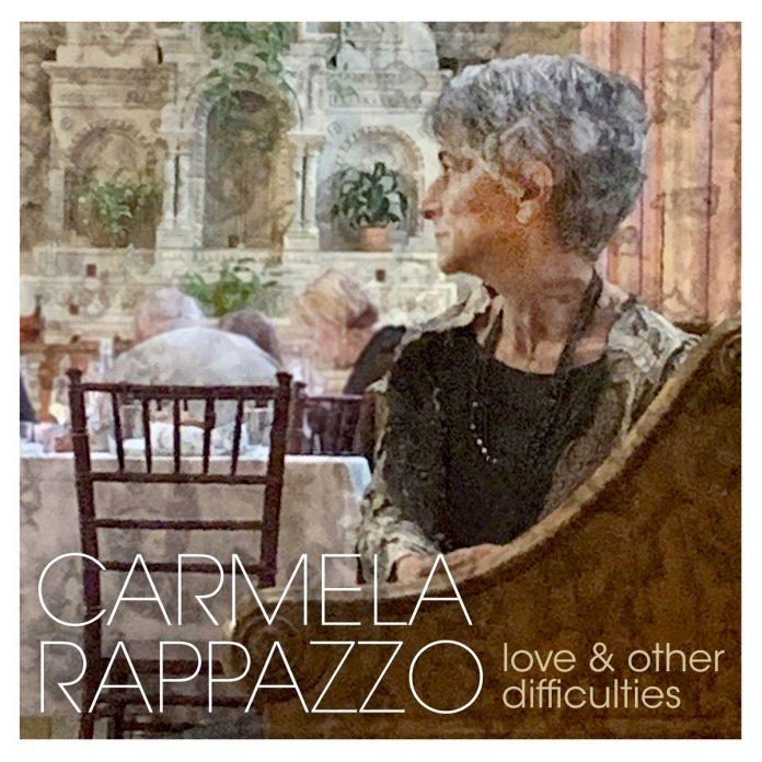 Sweet southern jazz vocals Carmela Rappazzo